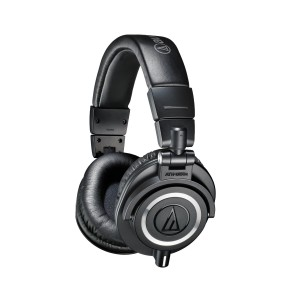 Audio Technical ATH-M50x Monitoring Headphones